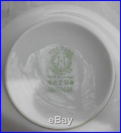 15 pc NORITAKE CHRISTMAS BALL 175 DINNER Plate CUP SAUCER SALAD BREAD 16034 Lot