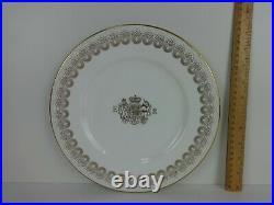 Eric Ravilious Coronation Golden Persephone Design Dinner Plate 1953 Wedgwood