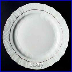 Herend GOLDEN EDGE (HDE) 1524 Dinner Plate 217970