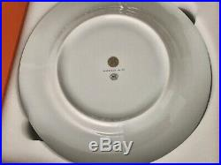 New Hermes Porcelain American Dinner Plate Mosaique Au 24 Tableware Dish 11 in