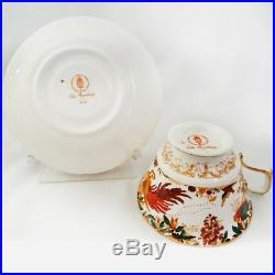 OLDE AVESBURY by Royal Crown Derby Dinner Plate 10.75 NEW NEVER USED England