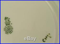 Royal Doulton Coaching Days Harness E3804 Dinner Plate