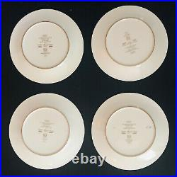 Set of 13 Lenox Boehm Bird Annual Dinner Plates Limited Edition Vintage