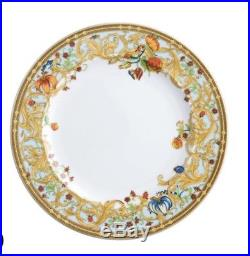 Versace Le Jardin Butterfly Garden Dinner Plate 10.5 NEW