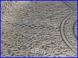 Wonderful Royal Monogramed Gold Encrusted Cauldon China Plates England 3